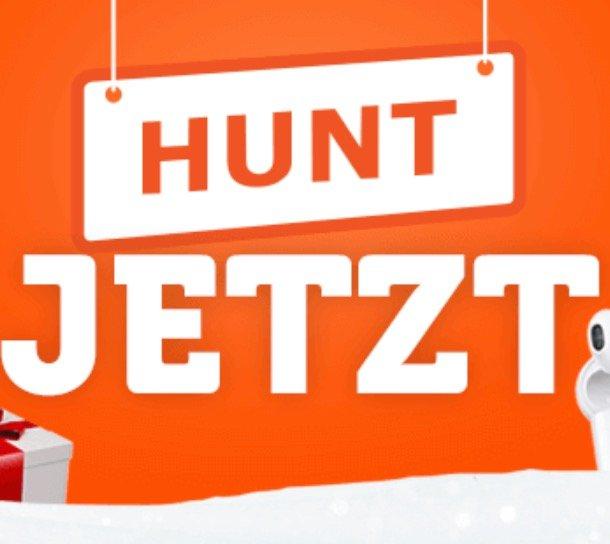 Schnäppchen-Jagd: iBOOD Hunt - Der Restposten-Abverkauf im Minutentakt