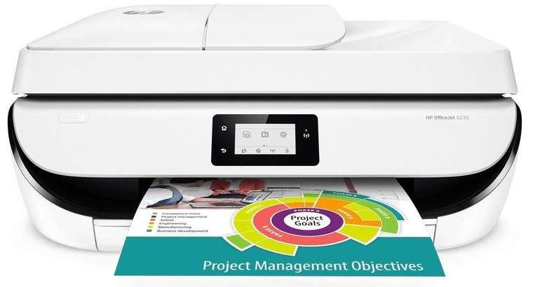 HP OfficeJet 5232 4-in-1 Multifunktionsdrucker für 59€ inkl. Versand