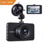 Lensoul Full-HD Auto Dashcam  mit 170° Weitwinkelobjektiv für 29,99€