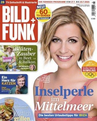 """Halbjahresabo der Zeitschrift """"Bild + Funk"""" mit 26 Ausgaben für 4,99€ (statt 65€)"""