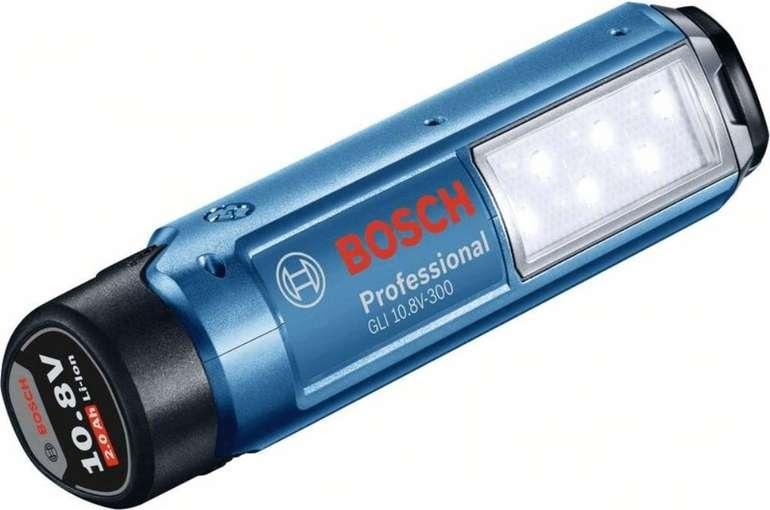 Bosch GLI 12V-300 Solo Arbeitsleuchte für 29,99€ inkl. Versand (statt 37€)