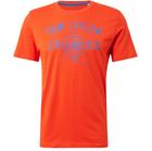 3er Pack Tom Tailor Herren Basic T-Shirts mit Logo Print zu 22,97€ inkl. Versand