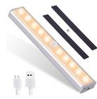Ousfot LED Schrankbeleuchtung mit Bewegungssensor für 6,99€ mit Prime