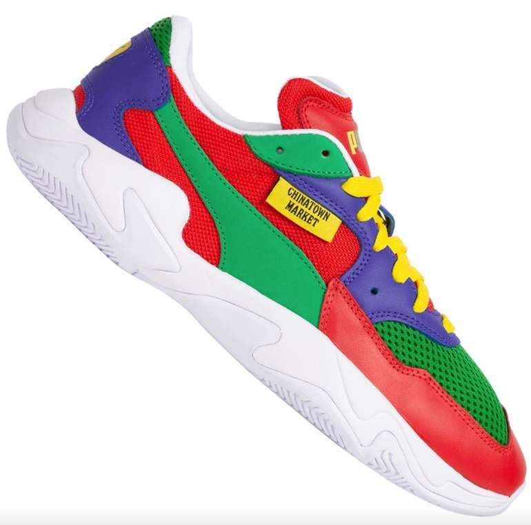 Puma x Chinatown Market Storm Unisex Sneaker für 43,94€ inkl. Versand (statt 67€)