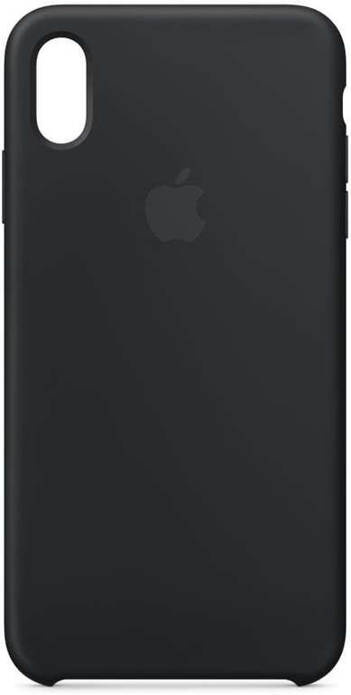 Original Apple iPhone XS Max Silikon Case für 9,99€ inkl. Versand (statt 18€)