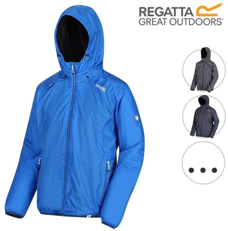 "Regatta ""Tarren"" Herren/Damen Regenjacke für 30,90€ inkl. Versand (statt 50€)"