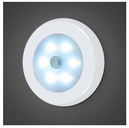 Utorch Nachtlicht mit 6 LEDs & Bewegungssensor für 3,32€ inkl. Versand
