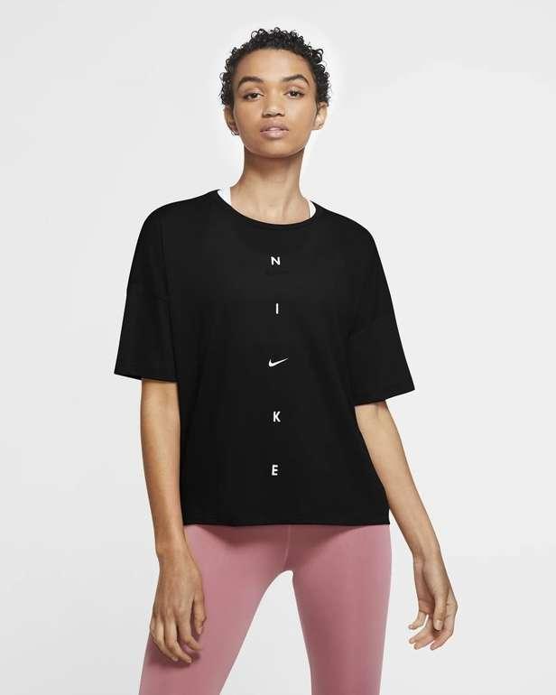 Nike Dri-Fit extragroßes Damen Trainingsshirt für 22,50€ inkl. Versand (statt 30€) - Nike Membership!