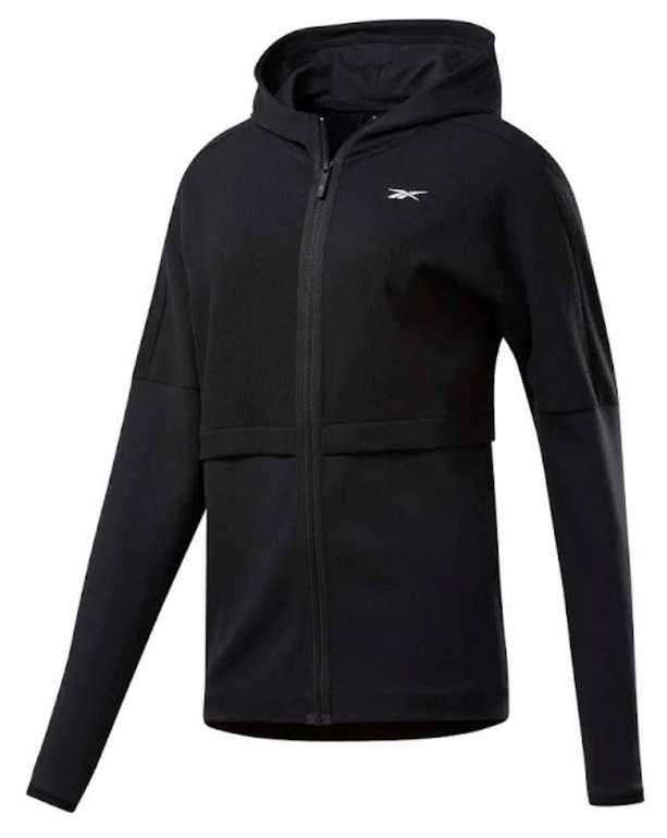 Reebok Quik Cotton Hoodie in schwarz für Damen zu 30,69€ inkl. Versand (statt 69€)
