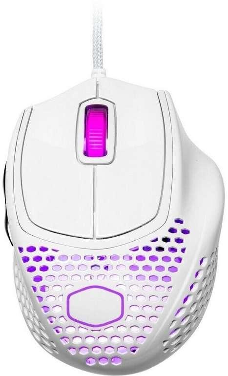 Cooler Master MM720 RGB-LED Gaming Maus mit Kabel (16000 DPI, 6 Tasten) für 32,80€ inkl. Versand (statt 43€)