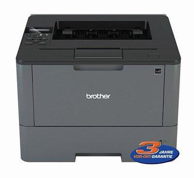 Brother HL-L5000D Laserdrucker s/w für 74,79€ inkl. Versand (statt 105€) - dank Paypal!