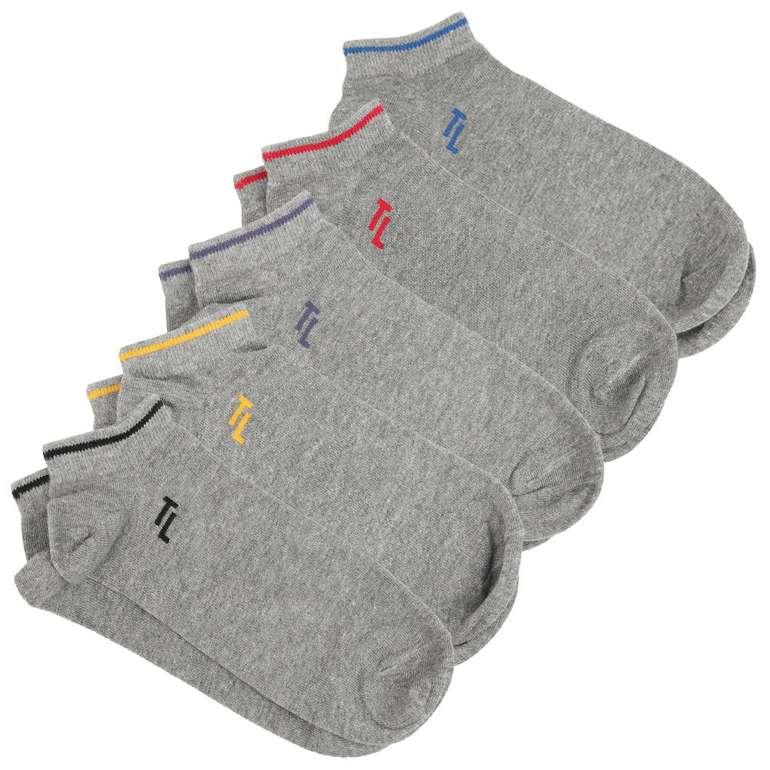 10er Pack Tokyo Laundry Northside Sneaker Socken für 10,61€ (statt 20€)