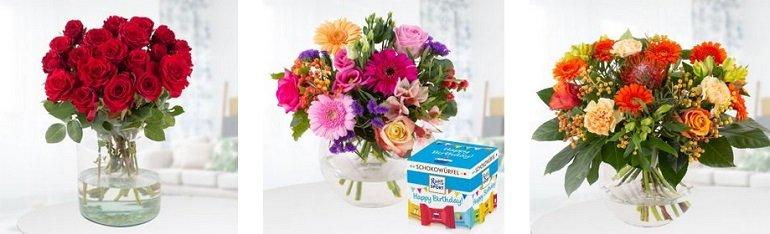 Blumenshop.de versandkostenfreie Lieferung 2