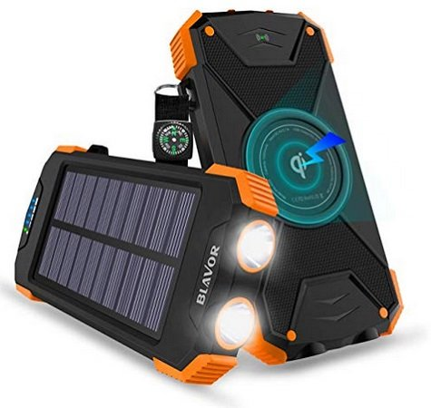 3 Blavor Produkte günstiger dank Gutschein, z.B. Wireless Charging Pad für 8,97