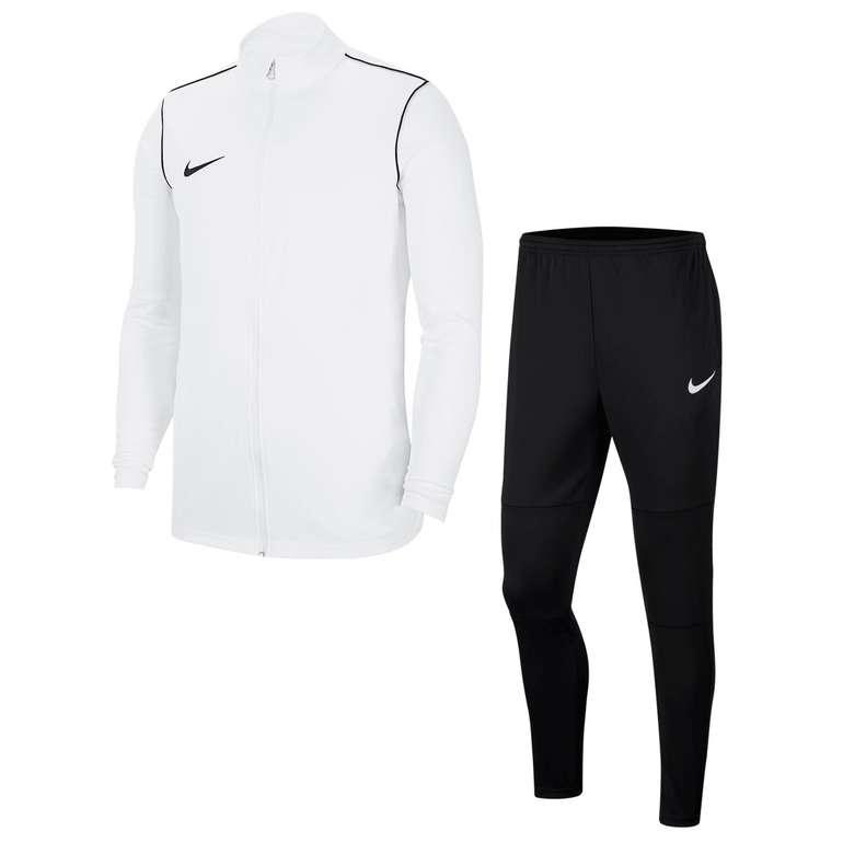 Nike Trainingsanzug Park 20 (versch. Farben) zu je 31,50€ inkl. Versand (statt 39€)