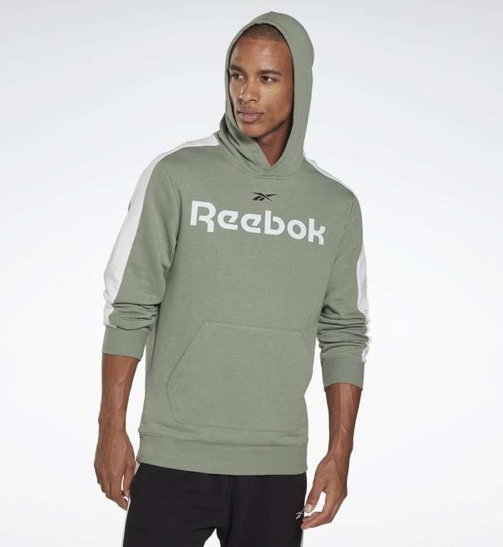 Reebok Training Essentials Linear Logo Herren Hoodie in 4 Farben für je 25,50€ (statt 35€)