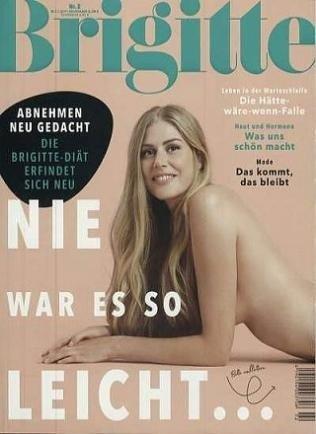"""Jahresabo der Zeitschrift """"Brigitte"""" für 99€ + bis zu 100€ als Gutschein"""