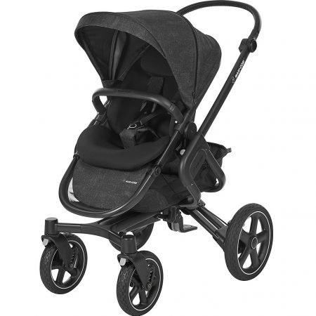 Maxi Cosi Kinderwagen Nova 4-Rad in Nomad Black für 385,62€ inkl. VSK
