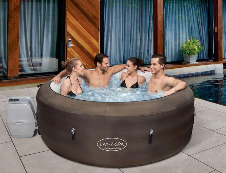 """Bestway """"LAY-Z"""" SPA Whirlpool mit Massagefunktion (196 x 61cm) für 599,95€inkl. Versand (statt 719€)"""