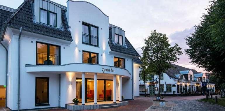 Büsum: Ab 2 Übernachtungen im 4* Hotel Zur alten Post inkl. Frühstück und 3-Gänge Menü ab 139€ pro Person