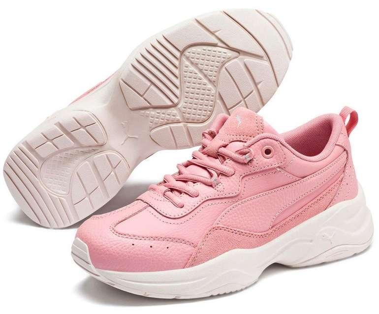 Puma Sneaker Cilia Lux Damen für 35,05€ inkl. Versand (statt 50€)