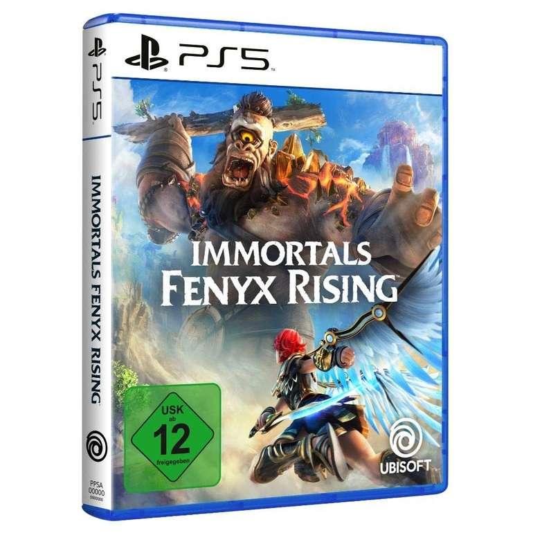 Immortals Fenyx Rising (Playstation 5) für 32,76€ inkl. Versand (statt 39€)