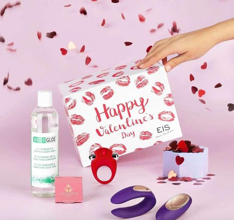 Eis.de: 5-teilige Valentinstag Geschenkbox für Paare nur 37,96€ inkl. Versand