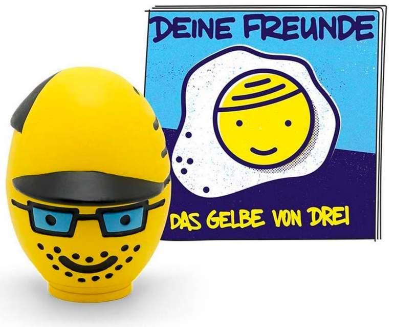 Tonies: Tonie Hörfigur Deine Freunde für die Toniebox: Das Gelbe von 3 für 9,44€ inkl. Primeversand (statt 15€)