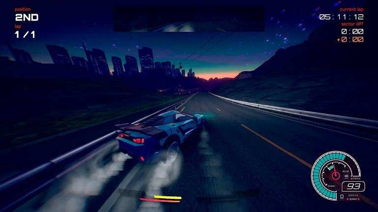 Inertial Drift PlayStation 4