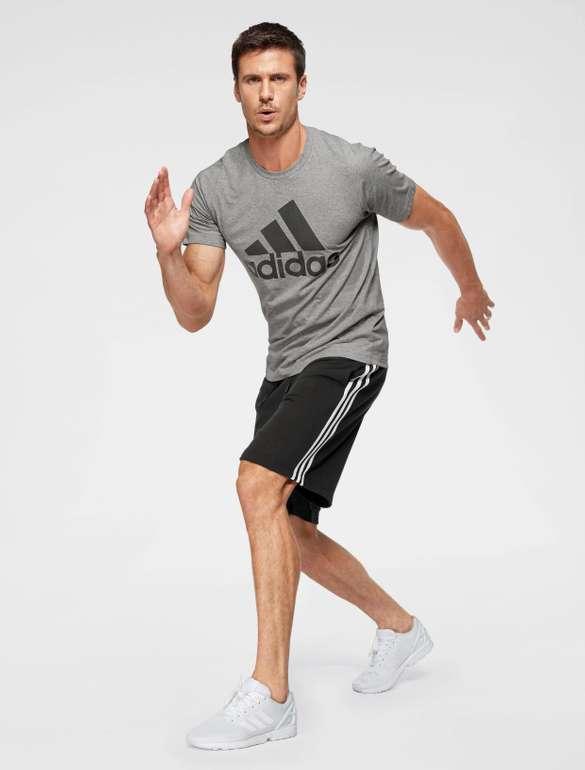 Adidas Herren T-Shirt Must Haves Badge of Sport für 17,41€ inkl. Versand (statt 26€)