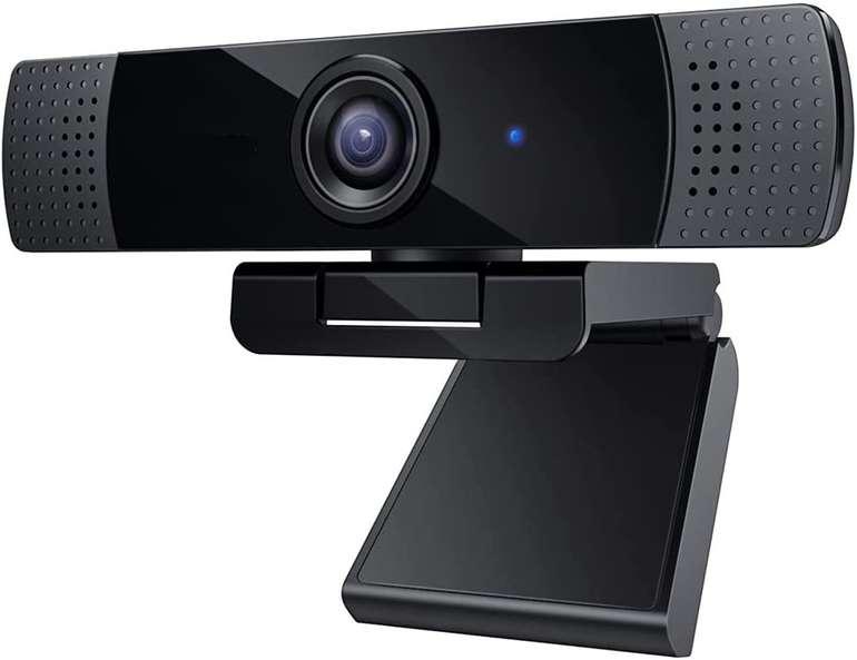 Abbb 1080P Full HD Webcam für 19,99€ inkl. Versand (statt 32€)