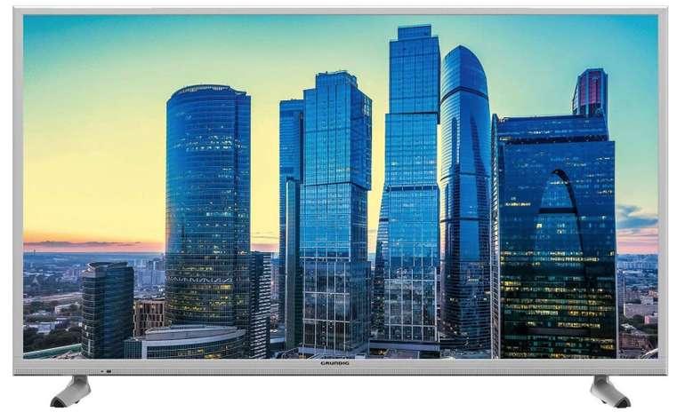 Grundig 55 GUS 8960 - 55 Zoll UHD LED Smart TV mit Triple Tuner für 341,91€ (statt 455€)