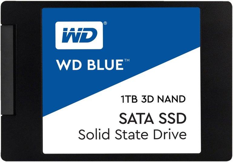 WD Blue 3D NAND 1TB SATA SSD für 109€ inkl. Versand