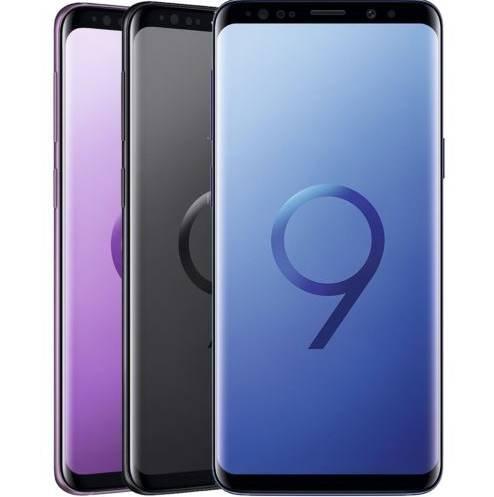 Samsung Galaxy S9 (SM-G960F) mit Dual-SIM und 64GB für 224,01€ (B-Ware)