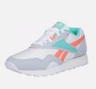 "Reebok Classic Damen Sneaker ""Rapide Syn"" in grün / pink / weiß für 26,96€"