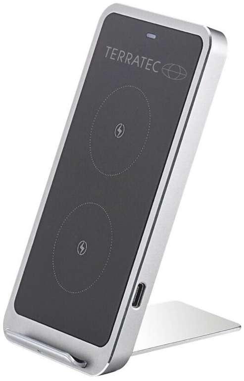 Terratec ChargerAir Up - Induktive Ladestation mit 10 Watt für 18,94€ inkl. Versand (statt 33€)