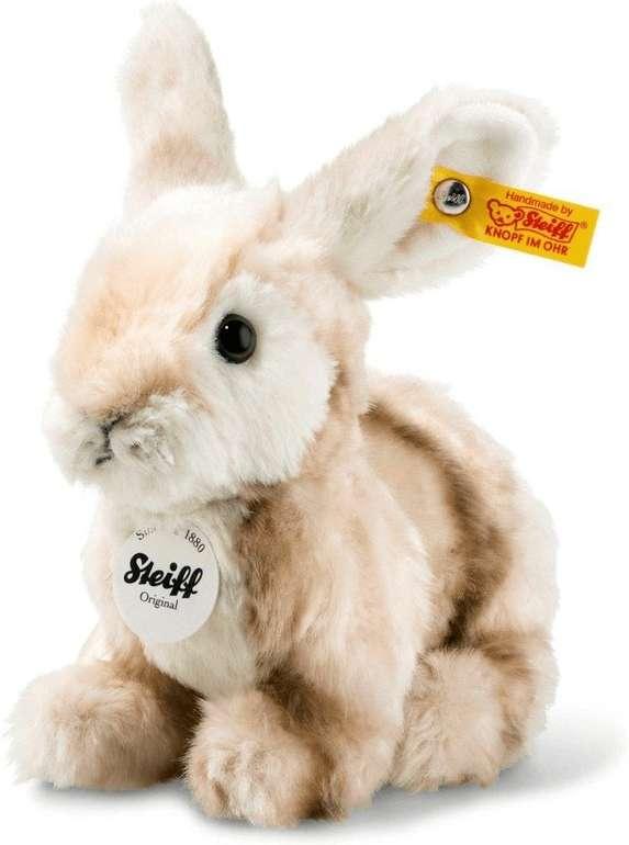Windeln.de: Steiff Plüschfiguren mit bis zu 59% Rabatt, z.B. Melly Hase für 21,44€