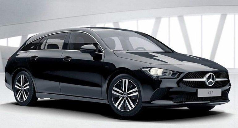 Mercedes-Benz CLA 250e Shooting Brake Plug-In-Hybrid mit 218PS für 169€ mtl. netto im Gewerbeleasing - LF: 0.45!