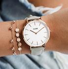 Cluse Uhren & Schmuck Sale mit bis -65% Rabatt - z.B. La Bohème Uhr für 44,99€