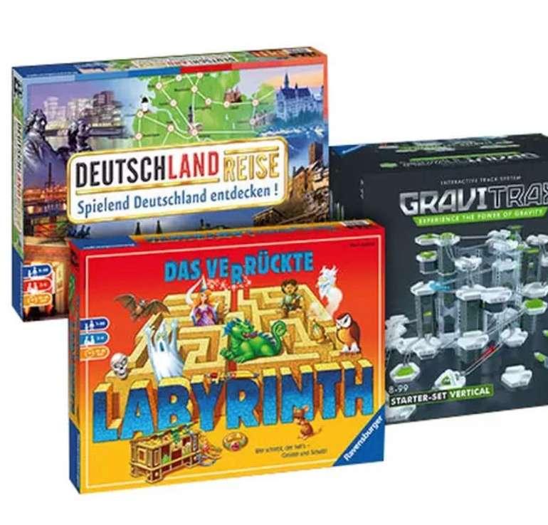 Groupon: Ravensburger Gutscheine für Spiele, Puzzles und Co. - z.B. 60€ Ravensburger Gutschein für 39,95€