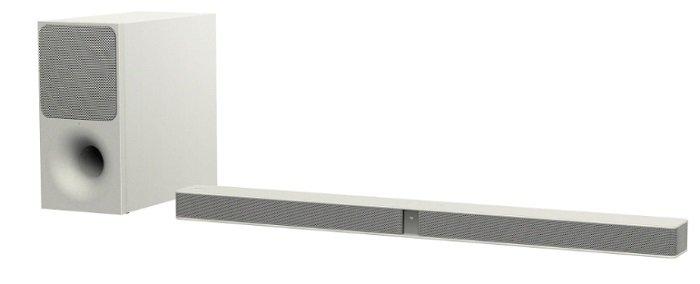 Sony HT-CT291 Smart Soundbar in Cremeweiß für 104,34€ inkl. Versand (statt 166€)