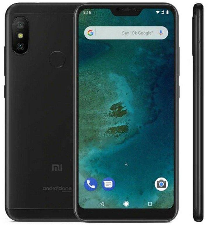 Xiaomi Mi A2 Lite Android Smartphone mit 64GB für 145,96€ inkl. Versand