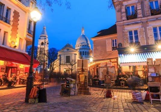 Pariser Romantik inkl. Frühstück und Bootstour ab 49,50€ p.P.