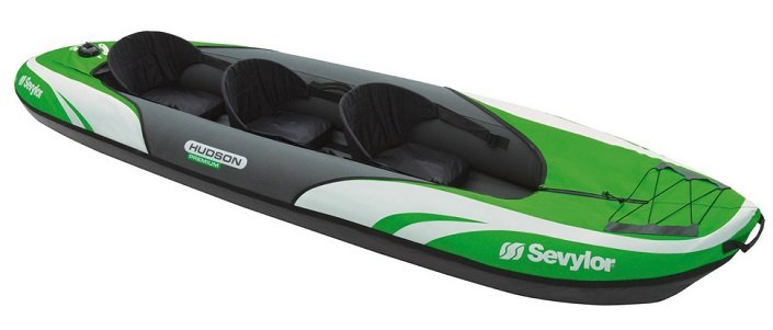 Sevylor Hudson Premium Schlauchboot für 344,95€ inkl. VSK (statt 480€)
