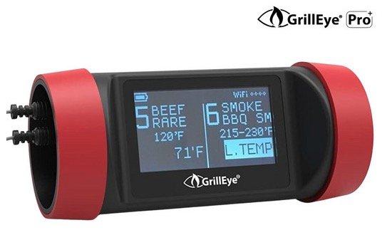 GrillEye Pro Plus Fleischthermometer für 75,90€ inkl. Versand (statt 94€)