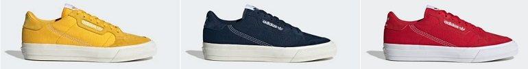 Adidas Continental Vulc Herren Schuhe