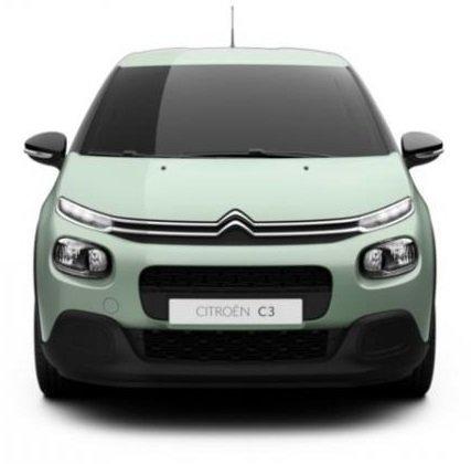 Gewerbeleasing: Citroën C3 Puretech 83 Live für 43€ mtl. Netto leasen (+999€ Überführungskosten)