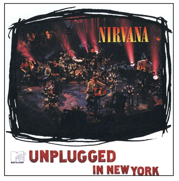 Nirvana - MTV Unplugged In New York Vinyl für 13,98€ inkl. Versand (statt 22€)