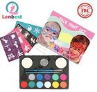 12er Set Lenbest Kinderschminke für 7,99€ inkl. Prime Versand (statt 16€)