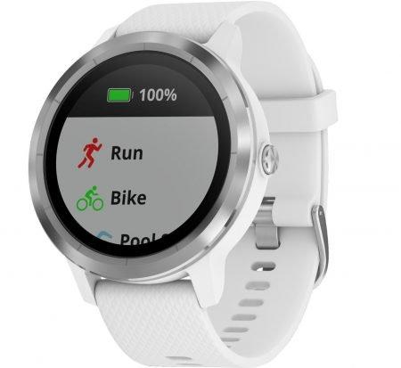 Garmin Vivoactive 3 Smartwatch (schwarz oder weiß) je 179€ inkl VSK (statt 190€)